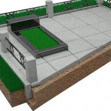 Accomplishment of granite slabs